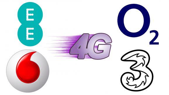 4G network comparison