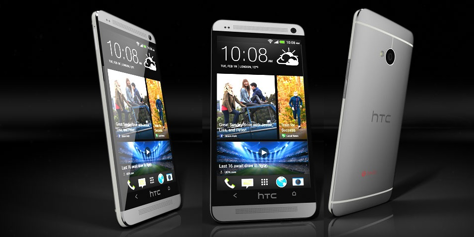 HTC One 4G Phone