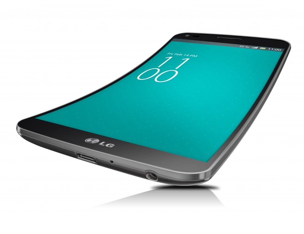 LG G Flex 4G Phone