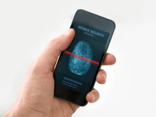 Biometric smartphone