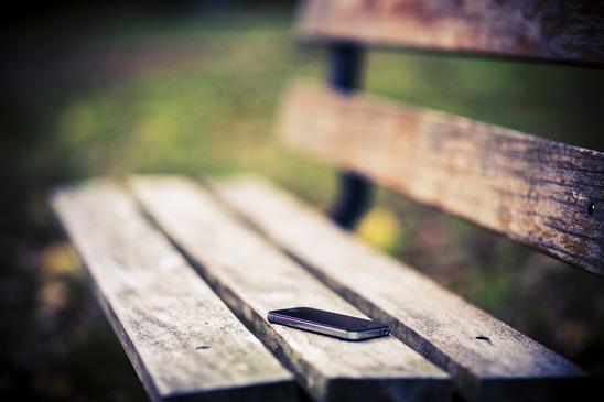 Lost 4G Smartphone