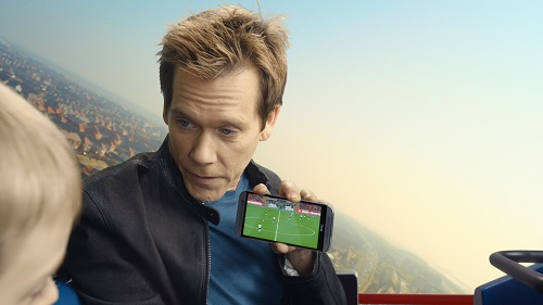 EE World Cup 4G Ad