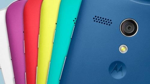 Motorola Moto G 4G Phone