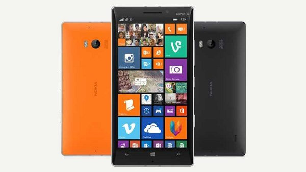 Nokia Lumia 930 4G Phone