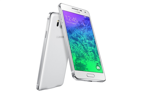 Samsung Galaxy Alpha 4G Phone