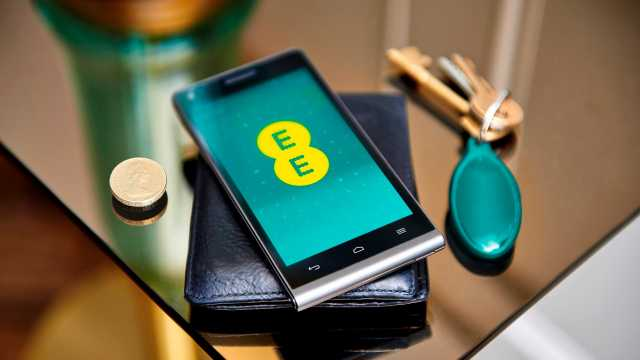 EE 4G PAYG Packs