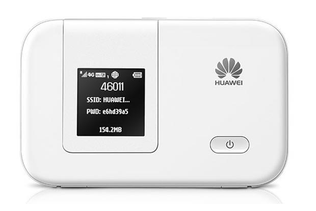 Huawei E5372 4G MiFi