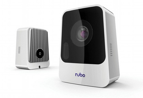 Nubo 4G Home Surveillance Camera