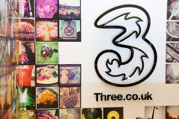 4G from Three