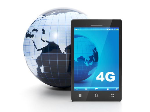 4G global coverage
