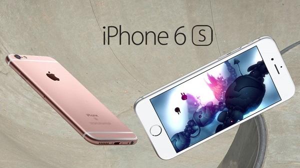 iPhone 6S 4G phone