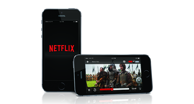 Netflix on Vodafone 4G plans