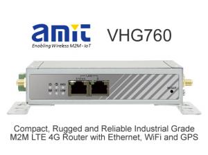 VHG760 Vehicle 4G Router